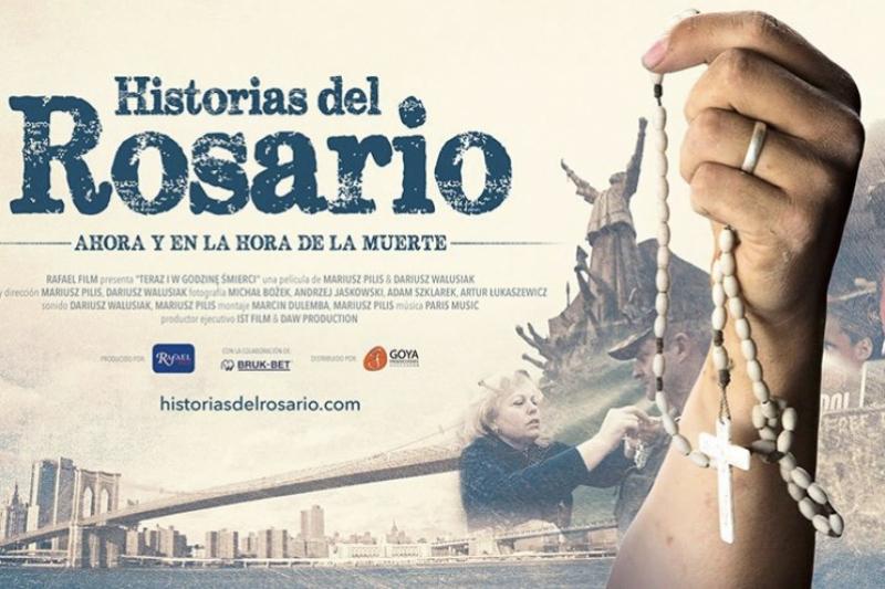 Se estrena la película «Historias del Rosario»