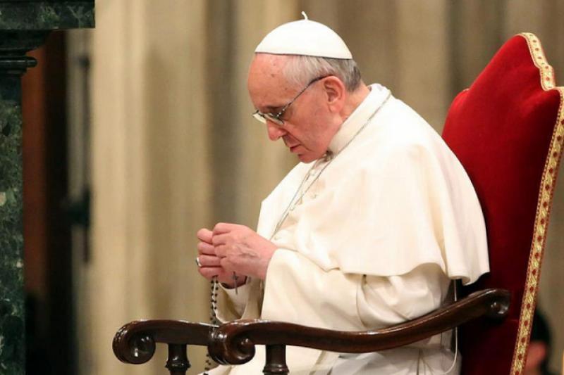 Intenciones de Oración del Papa Francisco para el mes de Febrero 2020