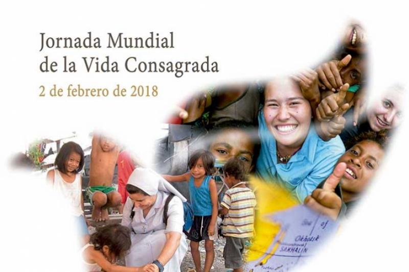 Jornada Mundial de la Vida Consagrada 2018