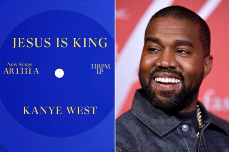«Jesus is King», el álbum con que Kanye West sorprende al mundo