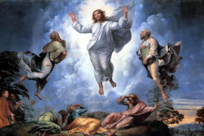 Hoy, 6 de Agosto, la Iglesia celebra la Transfiguración del Señor