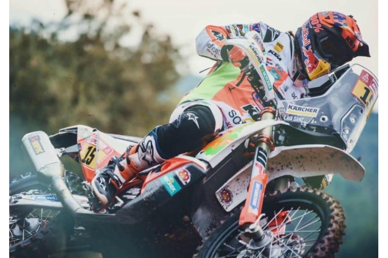 San Antonio de Padua correrá el Dakar