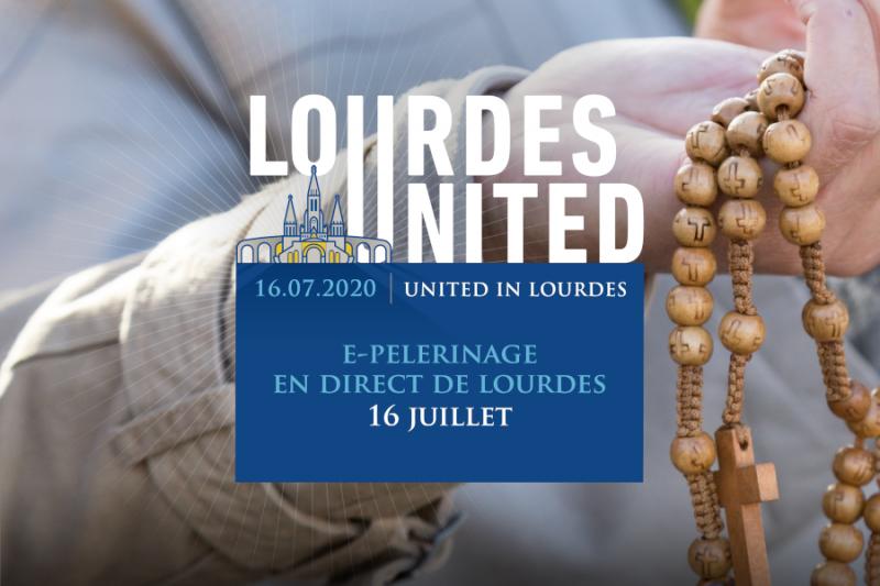 El Santuario de Lourdes anuncia la primera peregrinación mundial virtual