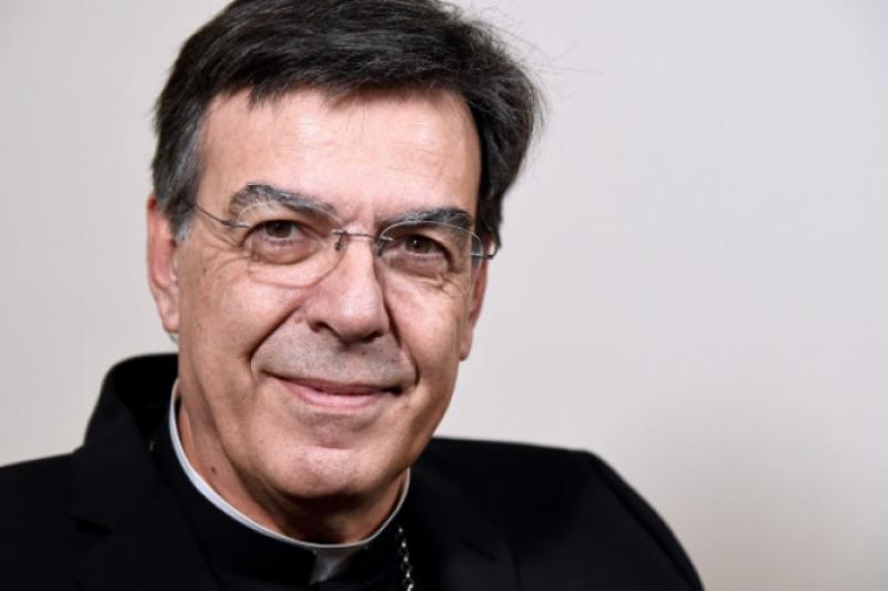 Mons. Michel Aupetit, arzobispo de París y médico de profesión