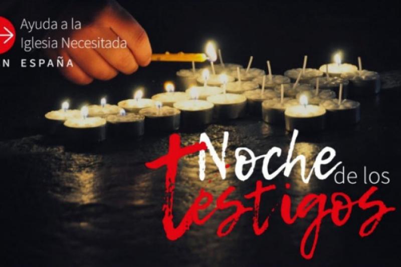 Vigilia de oración y testimonios por los cristianos perseguidos en el mundo