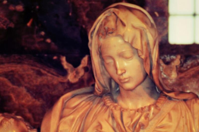 Nuevas luces sobre 'La Piedad' de Miguel Ángel