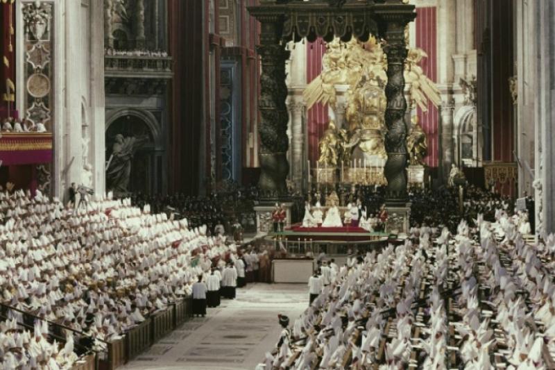 Osoro El Papa nos invita a mirar la renovación pedida por el concilio Vaticano II