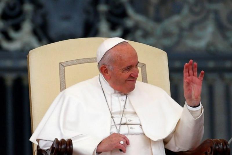 Audiencia General del Papa Francisco, 10 de abril de 2019