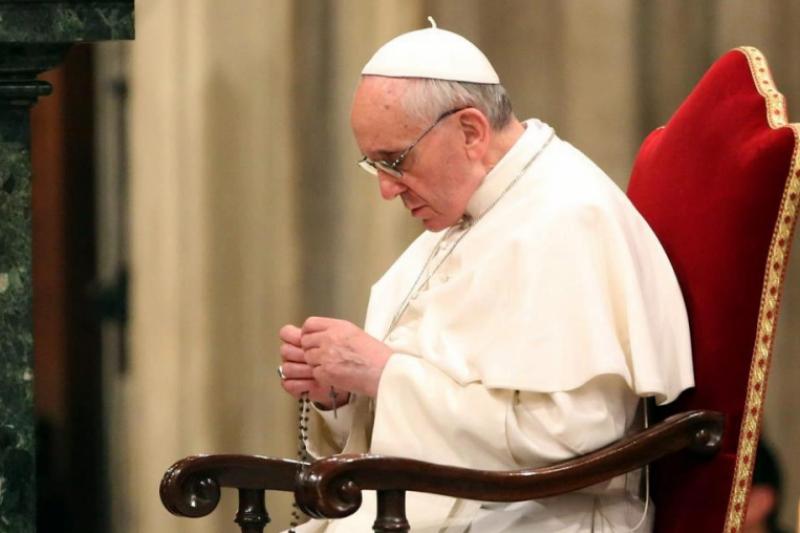 Lista de intenciones del Papa Francisco para el año 2019