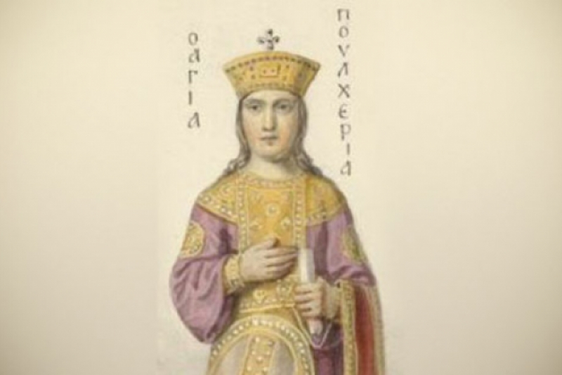 Pulquería, la emperatriz que ensalzó a la Virgen