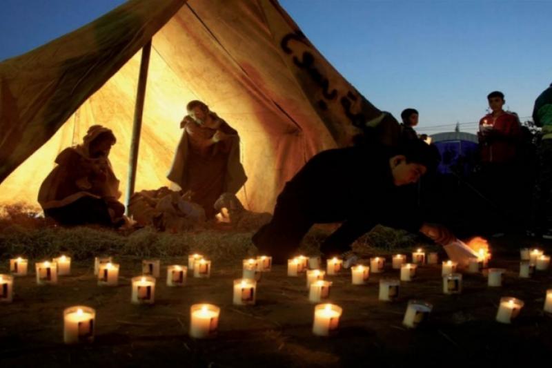Reclaman a la ONU protección para los cristianos en Oriente Medio