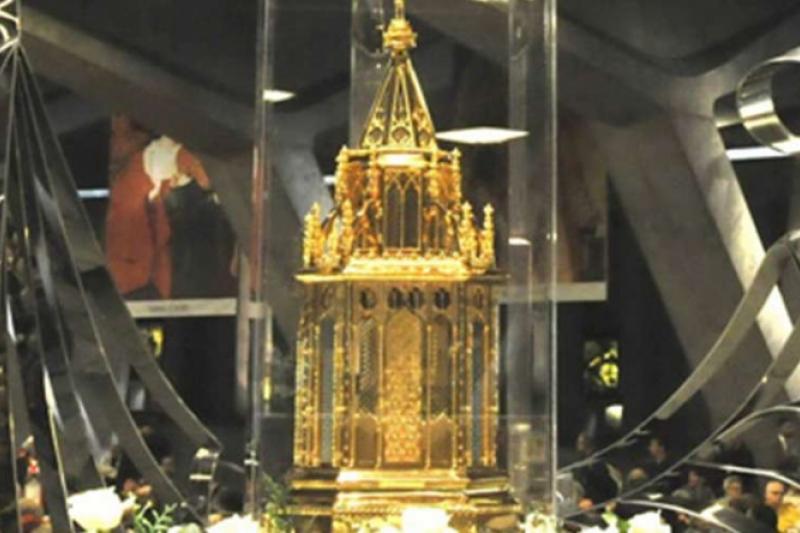 Reliquias de Santa Bernardette recorrerán este país