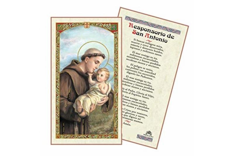 Origen del Responsorio a San Antonio de Padua