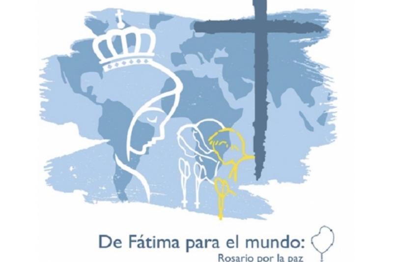 Convocan un Rosario mundial por la paz: «De Fátima para el mundo»