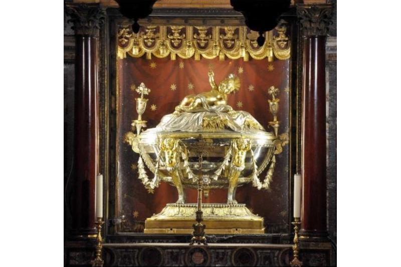 Fragmento de la Santa Cuna del Niño Jesús llegará a Jerusalén