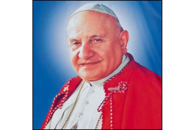 Hoy, celebramos a San Juan XXIII