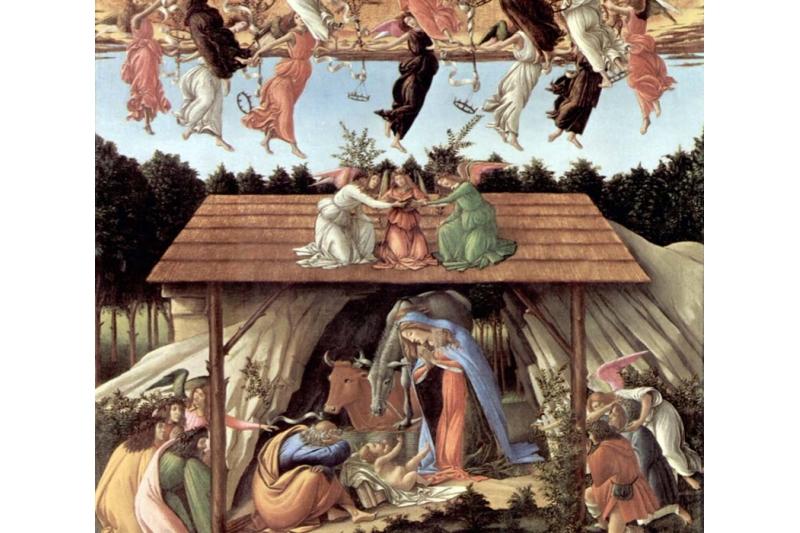 Resultado de imagen para navidad es jesus CUADROS