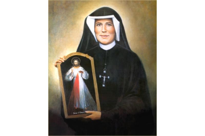La Coronilla de la Divina Misericordia predicada por Santa Faustina Kowalska
