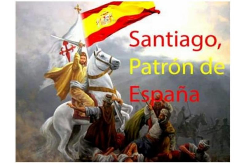 Santiago Apóstol, patrón de España