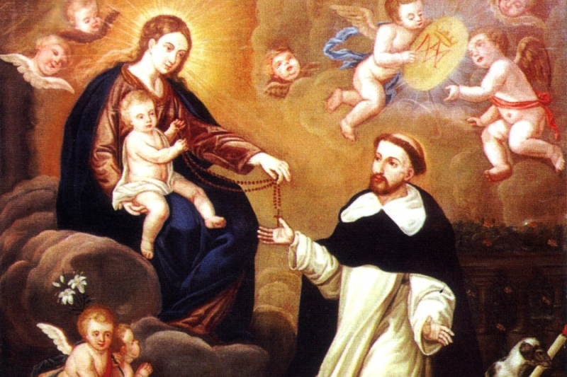 Hoy, 8 de agosto, la Iglesia celebra a Santo Domingo de Guzmán