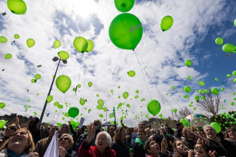 España celebrará el Día Internacional por la vida el 15 de Abril