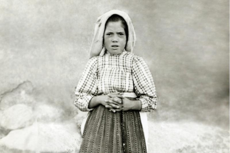 Sor Lucía de Fátima recibió apariciones de la Virgen y el Niño Jesús en España