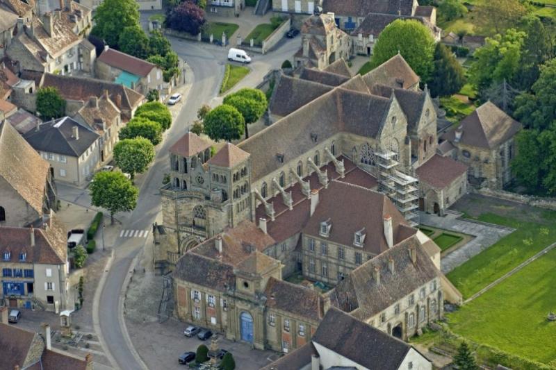 Las riguezas de Souvigny, santuario de Francia