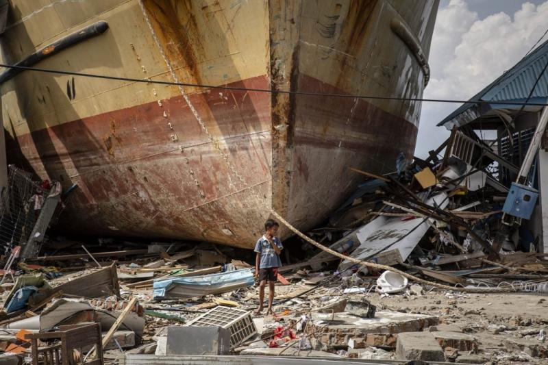 El Papa Francisco envía 100 mil dólares para ayudar a los afectados de Indonesia