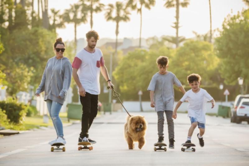 Tres familias con niños nos cuentan como se plantean el próximo verano