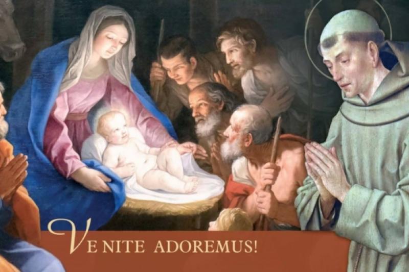 Venite adoremus. Feliz Navidad y Próspero Año Nuevo 2020