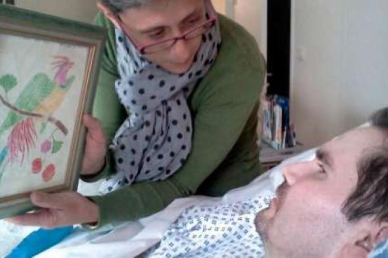 Los médicos van a dejan morir de hambre y sed a Vincent Lambert