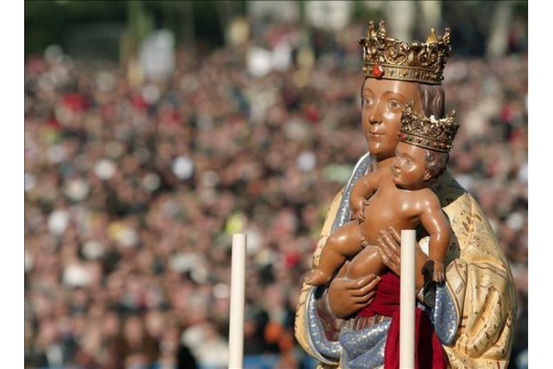 Madrid se prepara para celebrar la Virgen de la Almudena, su Patrona