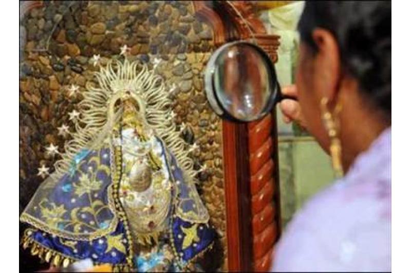 Virgen de las Letanías, la Virgen más pequeña del mundo