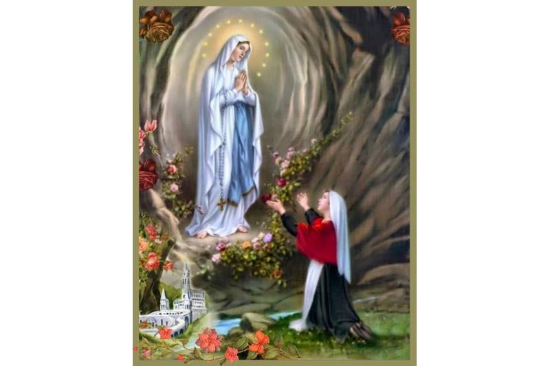 Virgen de Lourdes: Historia de las apariciones