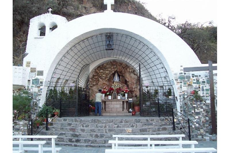Argentina: Construirán 400 grutas dedicadas a la Virgen María