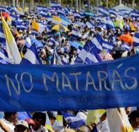 Pánico en Nicaragua