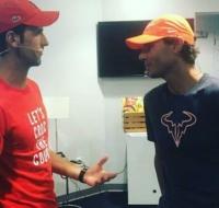 Djokovic se une a la campaña de Nadal para recaudar dinero en la lucha contra el coronavirus