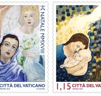 Un preso italiano diseña los sellos del Vaticano para esta Navidad