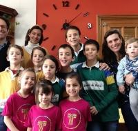 Un matrimonio español y sus 11 hijos, confinados y con coronavirus