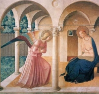 Hoy celebramos la Solemnidad de la Anunciación del Señor