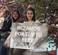Vuelve a España la campaña 40 Días por la Vida