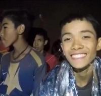 El niño héroe de la cueva en Tailandia