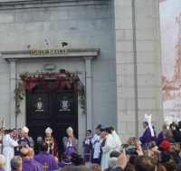 Inicio del Año Jubilar por el centenario de la Consagración de España al Sagrado Corazón