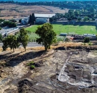 Arqueólogos hallan junto al Monte Tabor una iglesia y un posible monasterio de hace 1300 años