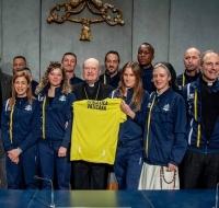 Podríamos ver al Vaticano en las Olimpiadas