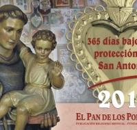 Calendario de San Antonio de Padua 2018