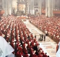 San Juan XXIII inauguró el Concilio Vaticano II