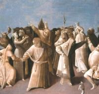 Shrovetide preparación medieval Cuaresma