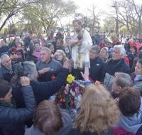 Argentina con San Cayetano, el Santo del pan y del trabajo
