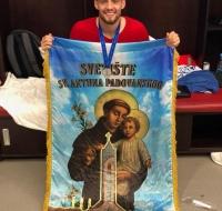 La estrella de la selección de Croacia, dedica su medalla del Mundial de Rusia 2018 a San Antonio de Padua